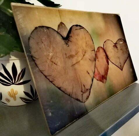 photo les trois cœurs