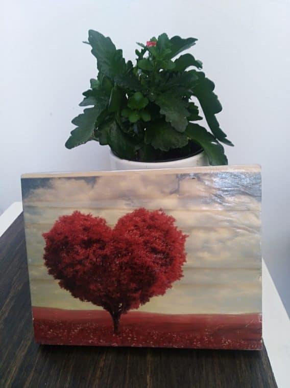 tableau cadeau décoratif