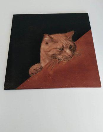 vendre ce tableau tableau mural chat