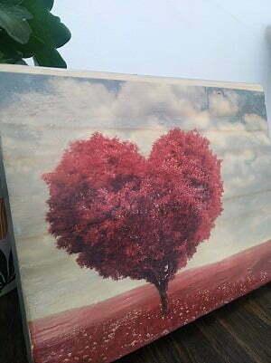 Tableau à poser sur un meuble:tableau décoratif cadeau,tableau déco maison