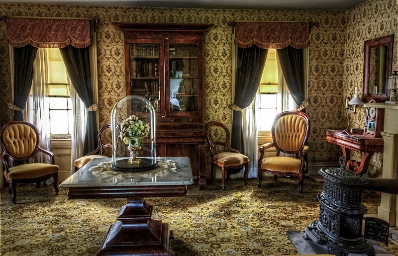 photo de décoration ,intérieur maison partager sur les réseaux sociaux